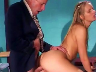 Awesome Blonde Is Fucking With Her Lovely Boss
