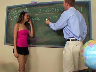 Nadia Noel Is A School Whore