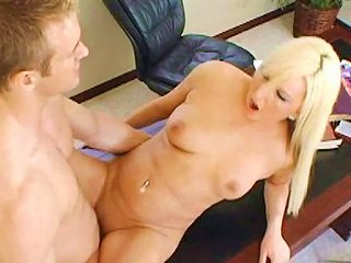 Kendra Devons Gets Cum In Her Mouth