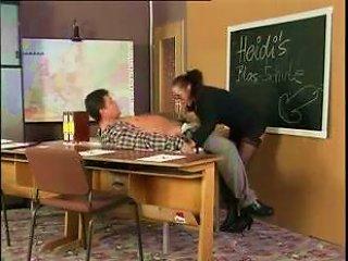 Heidi's Blowjob School