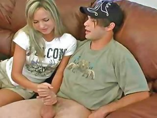 Young Cutie Madison Performing A Totally Blameless Tugjob Drtuber